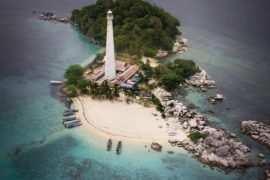 Gambar Pulau Lengkuas Dari Ketinggian Images From @rahaps_ 270x180