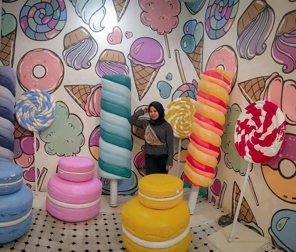 Lolipop Snack Wonderland Jogja images from @riizkyrf