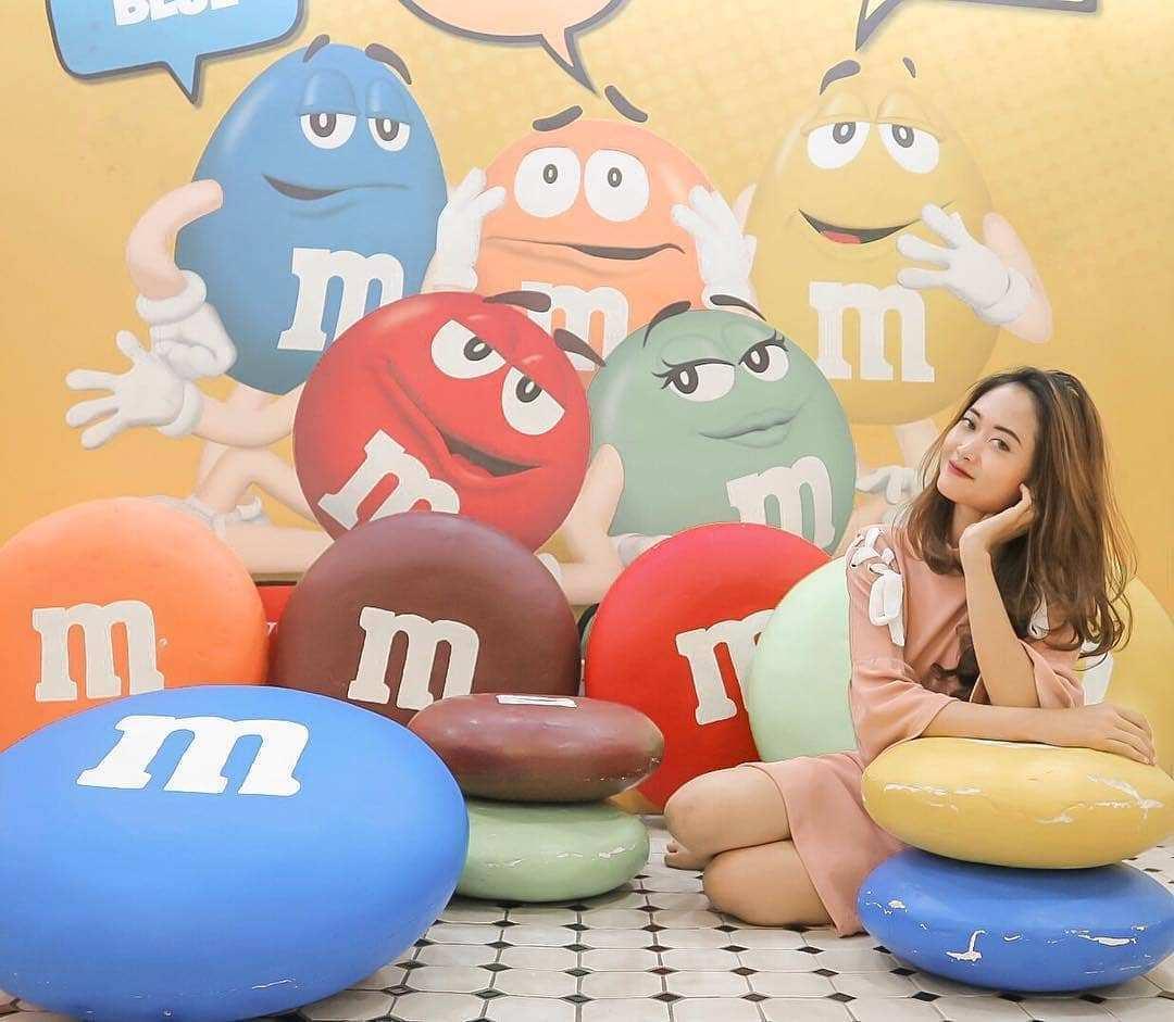 M&M Snack Wonderland Jogja Images From @ernessya
