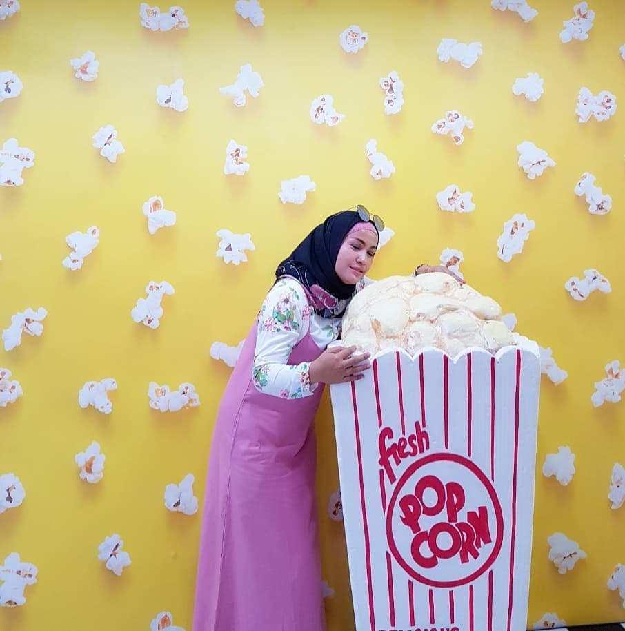 Popcorn Snack Wonderland Jogja Images From @sisijogjakarta