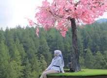 Sky Tree di Dago Dream Park, Images From @teahazmiii