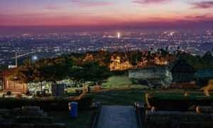 Sunset Candi Ijo Images From @amiw.photo