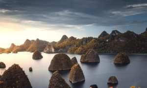 Wayag Island Images From @canro.simarmata