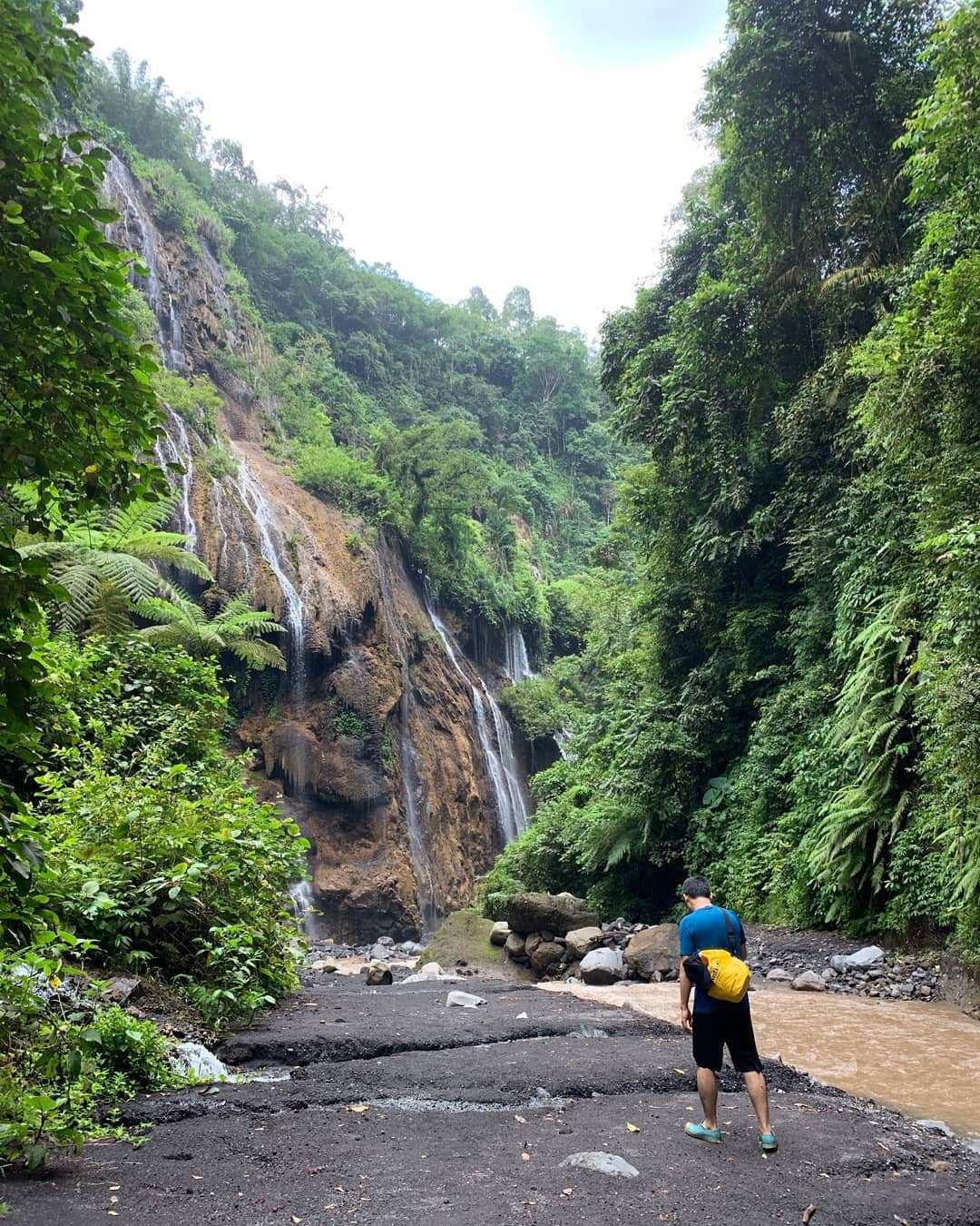 Berjalan Menuju Air Terjun Tumpak Sewu, Image From @mr_noinong