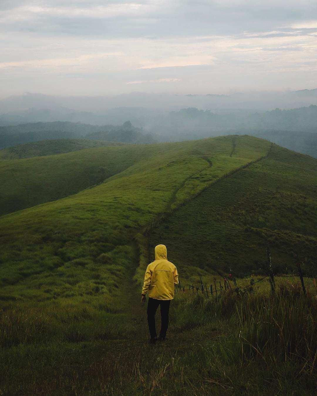 Bukit Rimpi Image From @baratdaya