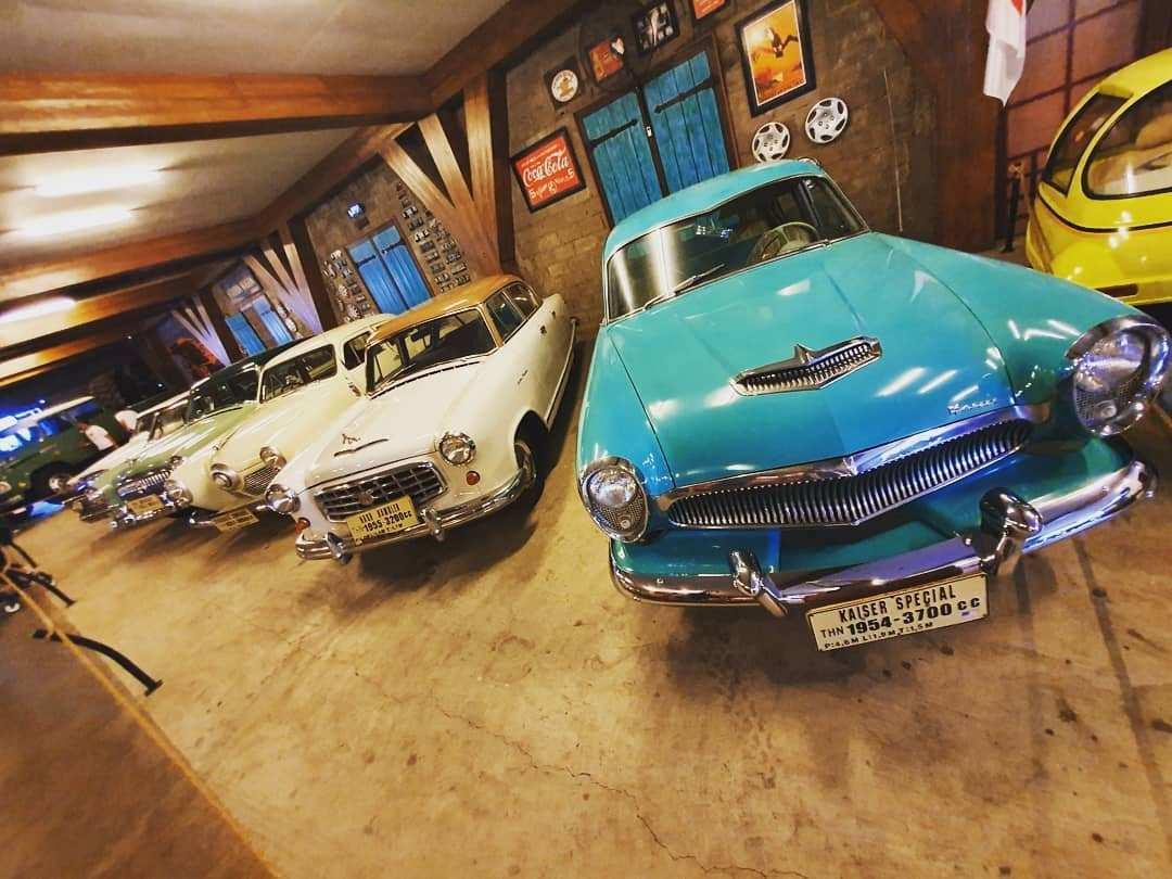 Foto Koleksi Mobil di Museum Angkut Malang, Image From @ivan_alx