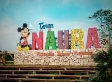 Taman Naura MAgelang, Image From @rizkybs70