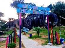 Pintu Masuk Batu Belimbing, Image From @indahpurnamasariw