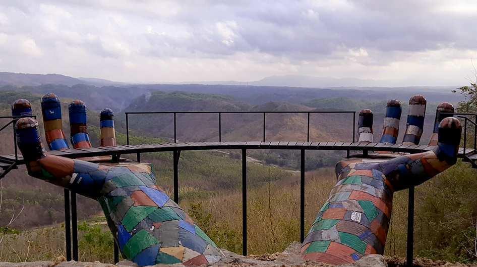spot foto di watu payung gunungkidul. image From wisatamilenial.com