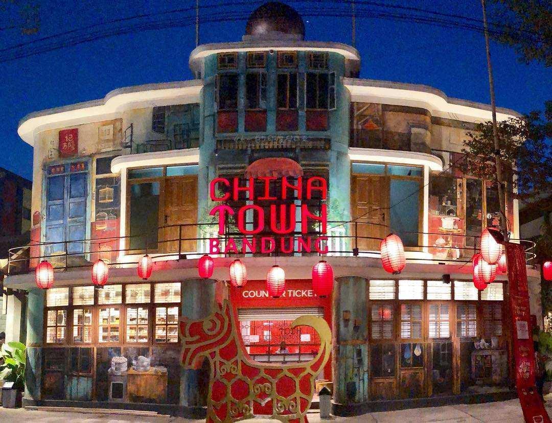 Chinatown Bandung, Image From @chinatownbandung