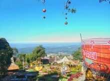 Pemandangan King Garden Semarang, Image From @chochoshima