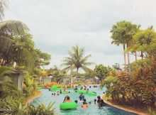 Wahana Go!Lazy di Go Wet Waterpark Bekasi, Image From @gowet_grandwisata