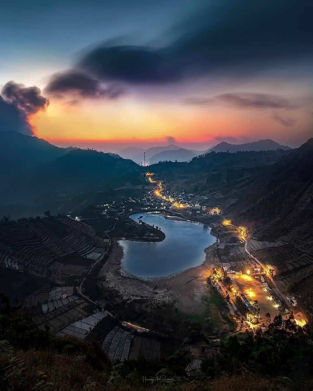 Lokasi Dan Harga Tiket Bukit Sikunir Dieng Mei 2020
