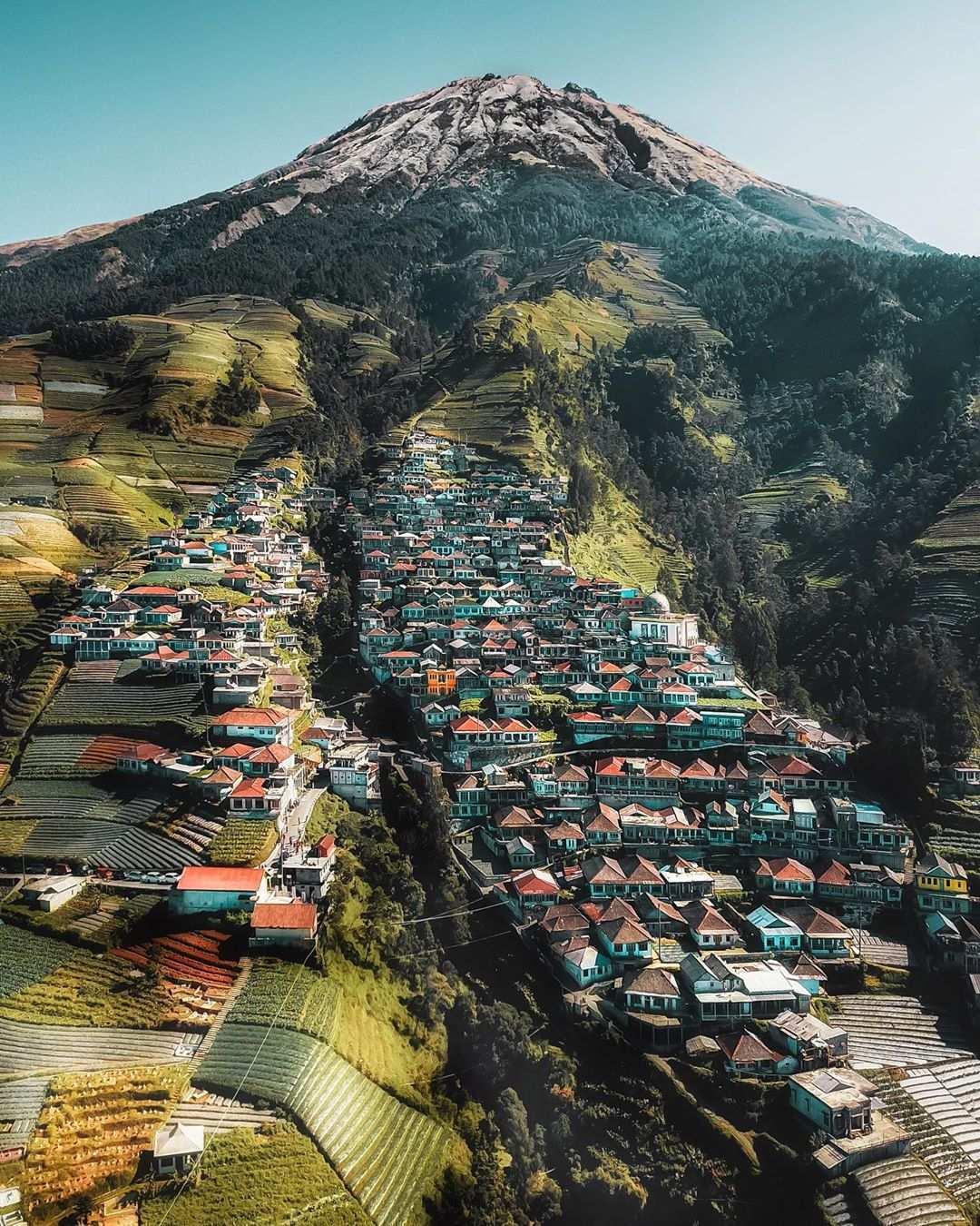 Nepal Van Java dusun Butuh Magelang, Image From @caionugroz