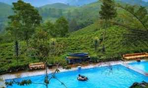 Berenang di Wisata Bukit Kacapi, Image From @tasiknet