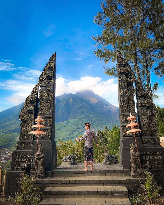 Bukit Sanjaya Selo Boyolali, Image From @jalikarta