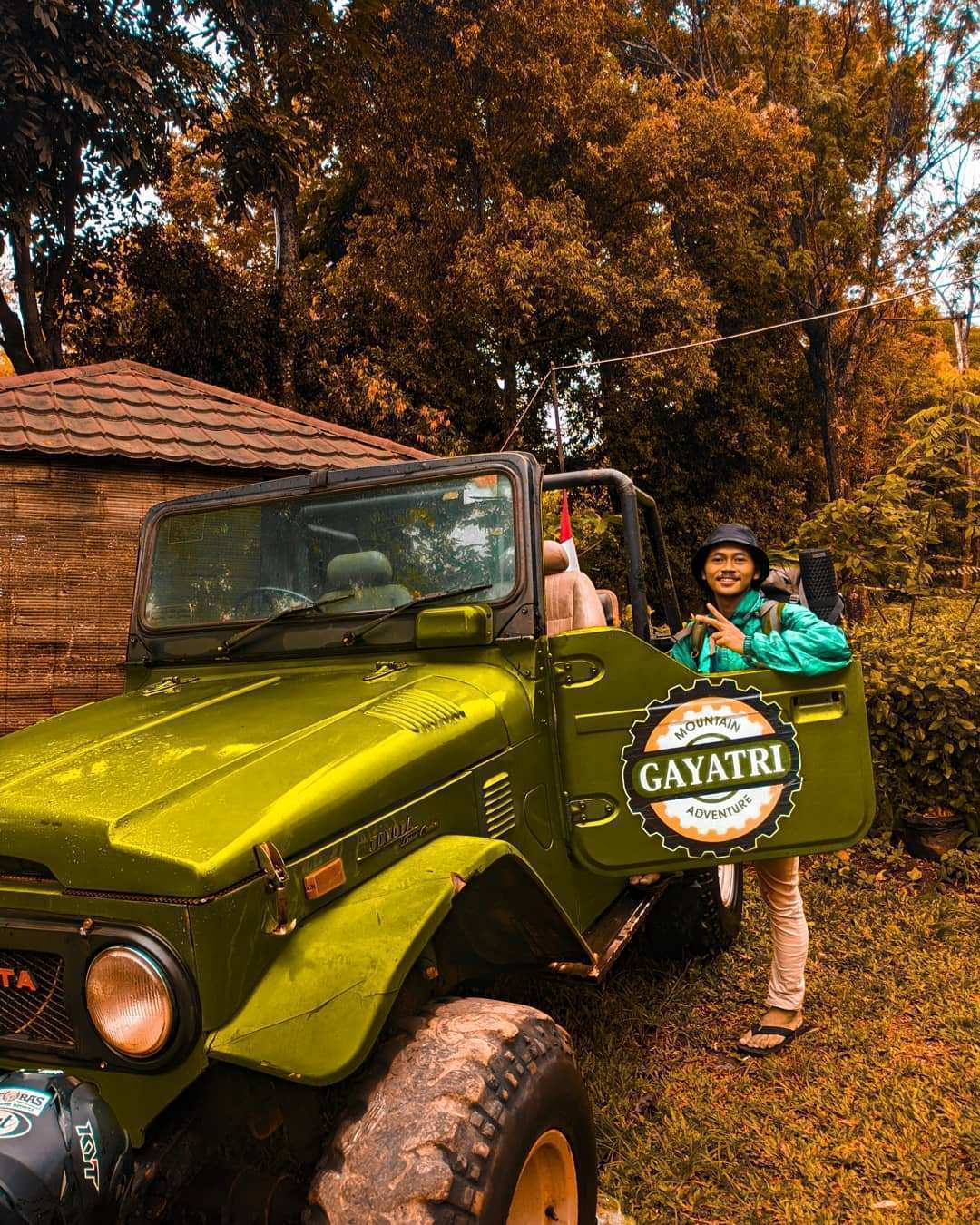 Jeep di Gayatri Mountain Adventure, Image From @hpradanaa22