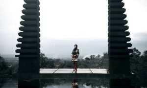 Spot Foto Gapura di Lengkung Langit Lampung, Image From @vniamln