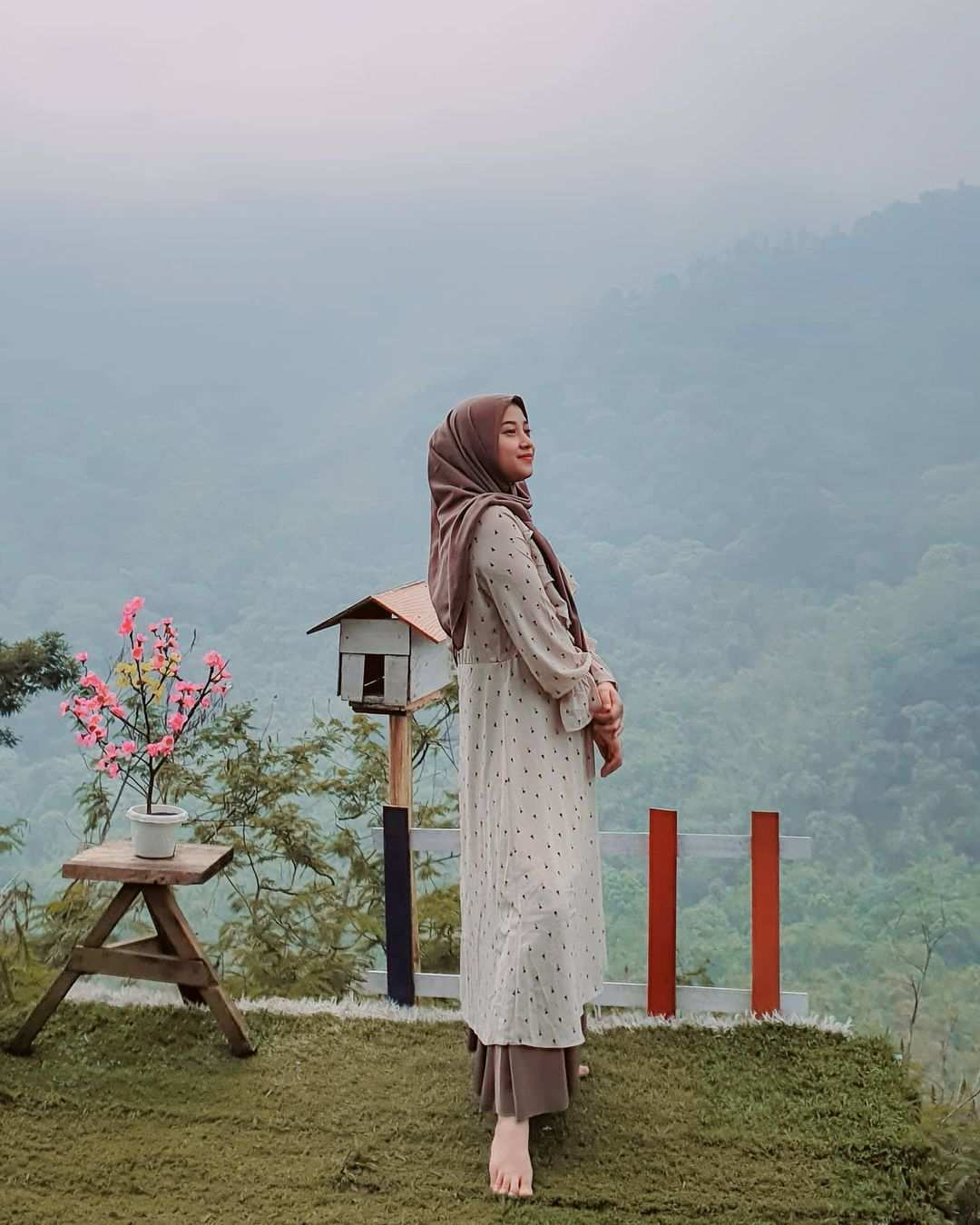 Berfoto di Wisata Panorama Petung Sewu Image From @savianty