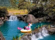 Bermain Air di Leuwi Pangaduan Bojong Koneng Bogor, Image From @dityafi