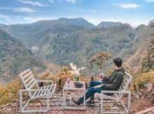 Bersantai Menikmati Pemandangan di Wisata Panorama Petung Sewu, Image From @inunkway_