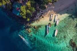 Keindahan Pantai dan Pulau Rubiah Dari Atas Image From @gonzalobendito 270x180