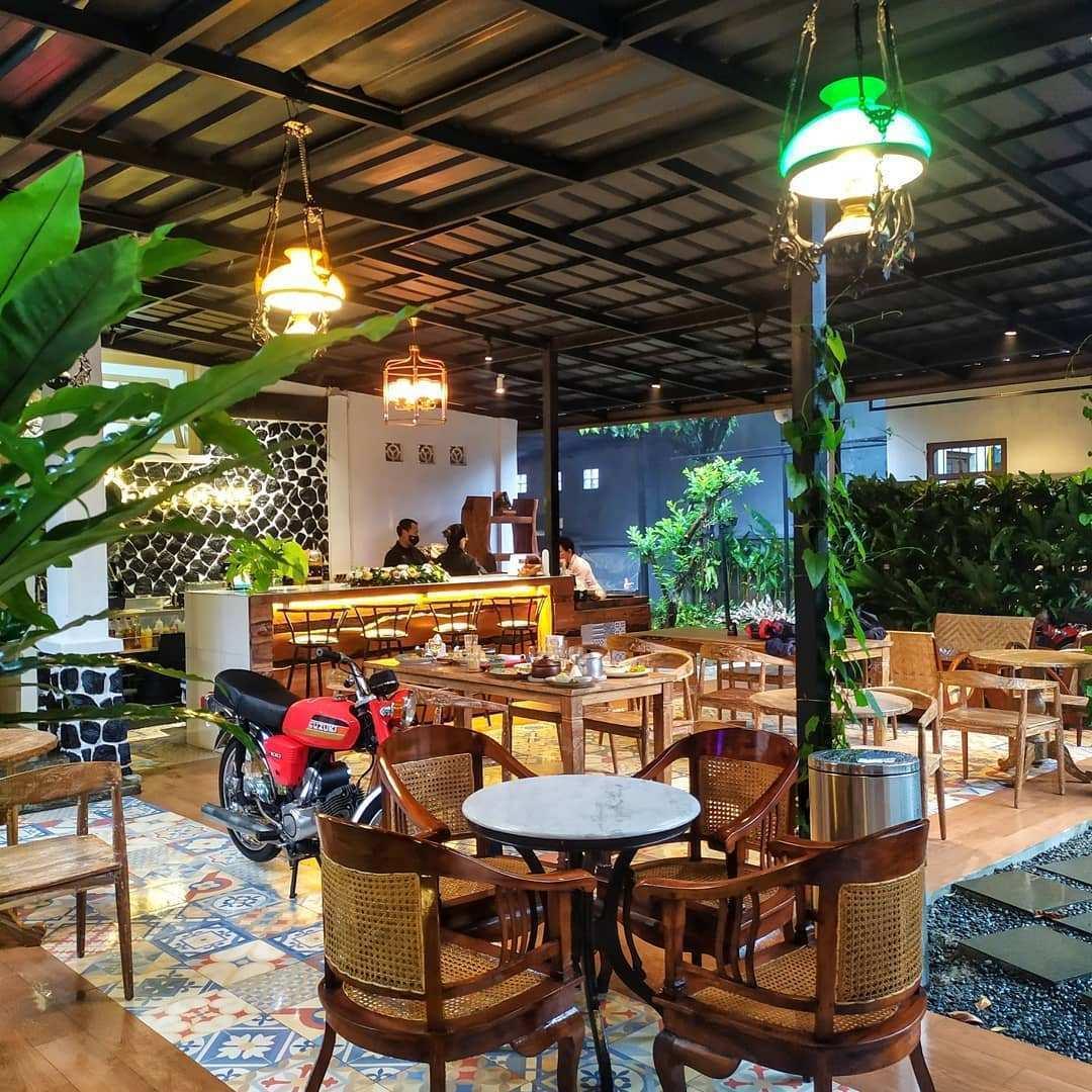 Bagian Indoor Kalaras Heritage Bogor Image From @nadi_ngopi