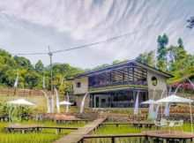 Bangunan Kopi Tubing Bogor Image From @harunarrasyid18