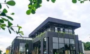Gedung Sangkara Garden Coffee And Resto Image From @nadi_ngopi