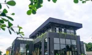 Gedung Sangkara Garden Coffee And Resto Image From @nadi_ngopi
