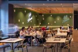 Suasana di Cafe Kitsune Jakarta Image From @manualjakarta 270x180