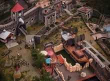 The Lost World Castle Jogja Dilihat Dari Atas, Image From @dhian_hardjodisastro