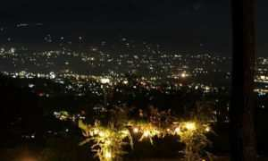 Malam Hari Di Cafe Pasir Angin Bogor Image From @pasirangin_