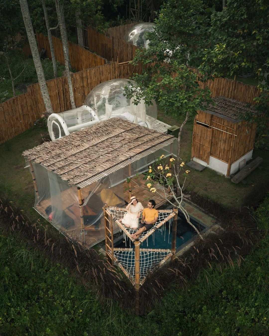 Nira Camper Village Dilihat Dari Atas Image From @corypramita