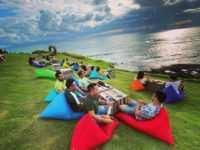 Nongkrong di Pantai Cinta Kedungu Bali Image From @fahrezi_udo 200x150