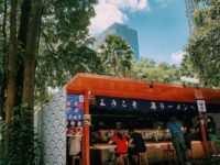Foto Pengunjung Yang Sedang Makan di SAI Ramen Alam Sutera Image From @sai.ramen_ 200x150