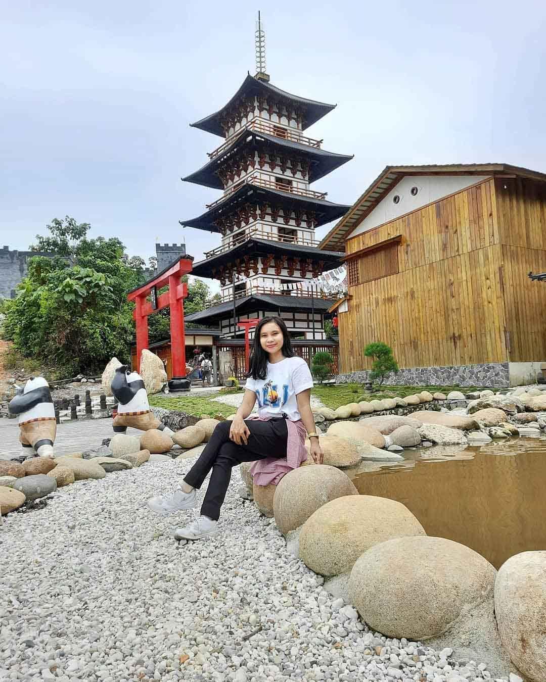 Berbagai Spot Foto di Asia Heritage Pekanbaru Image From @asiaheritage.id_