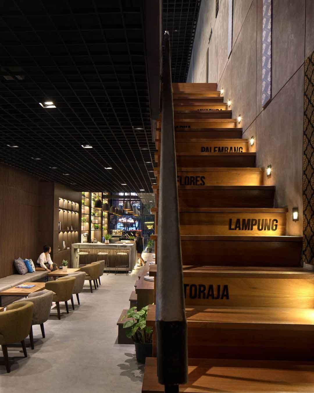 Desain Interior Kopi Se Indonesia Outlet PIK Image From @utpala.photoworks