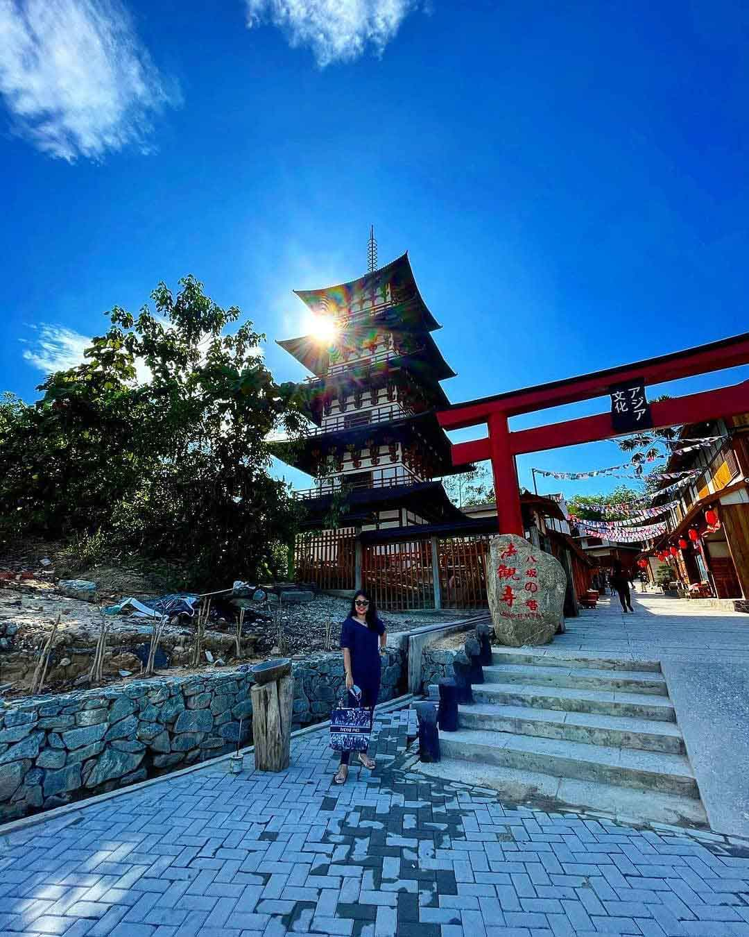 Litle Kyoto di Asia Heritage Pekanbaru Image from @asiaheritage.id_