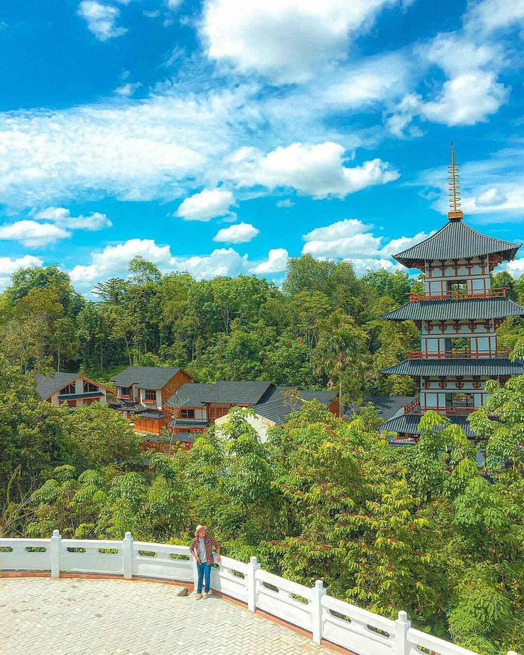 Pemandangan di Asia Heritage Pekanbaru Image From @robinsonhendra