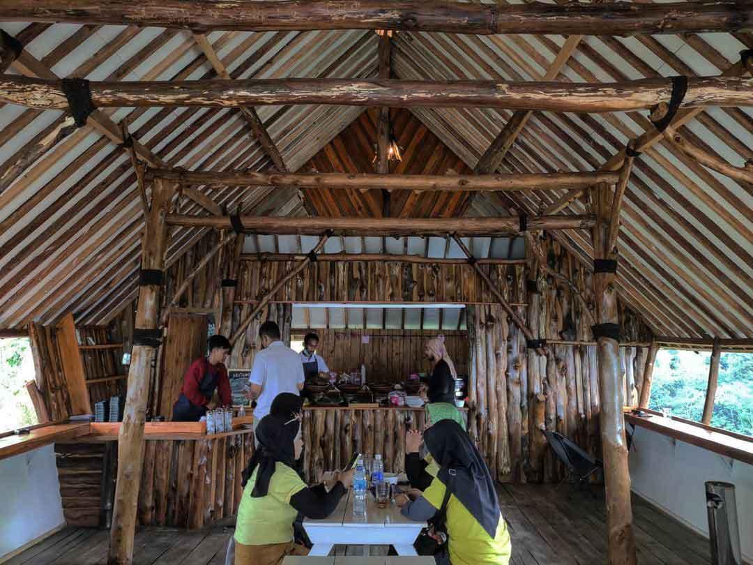 Resto Di Tumpeng Menoreh Kulon Progo Image From @ratztegar