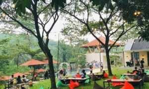 Suasana Di Paradesa Park Bogor Image From @nadi_ngopi