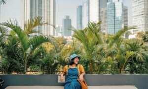Berfoto Di La Boheme Cafe Jakarta Image From @her_journeys