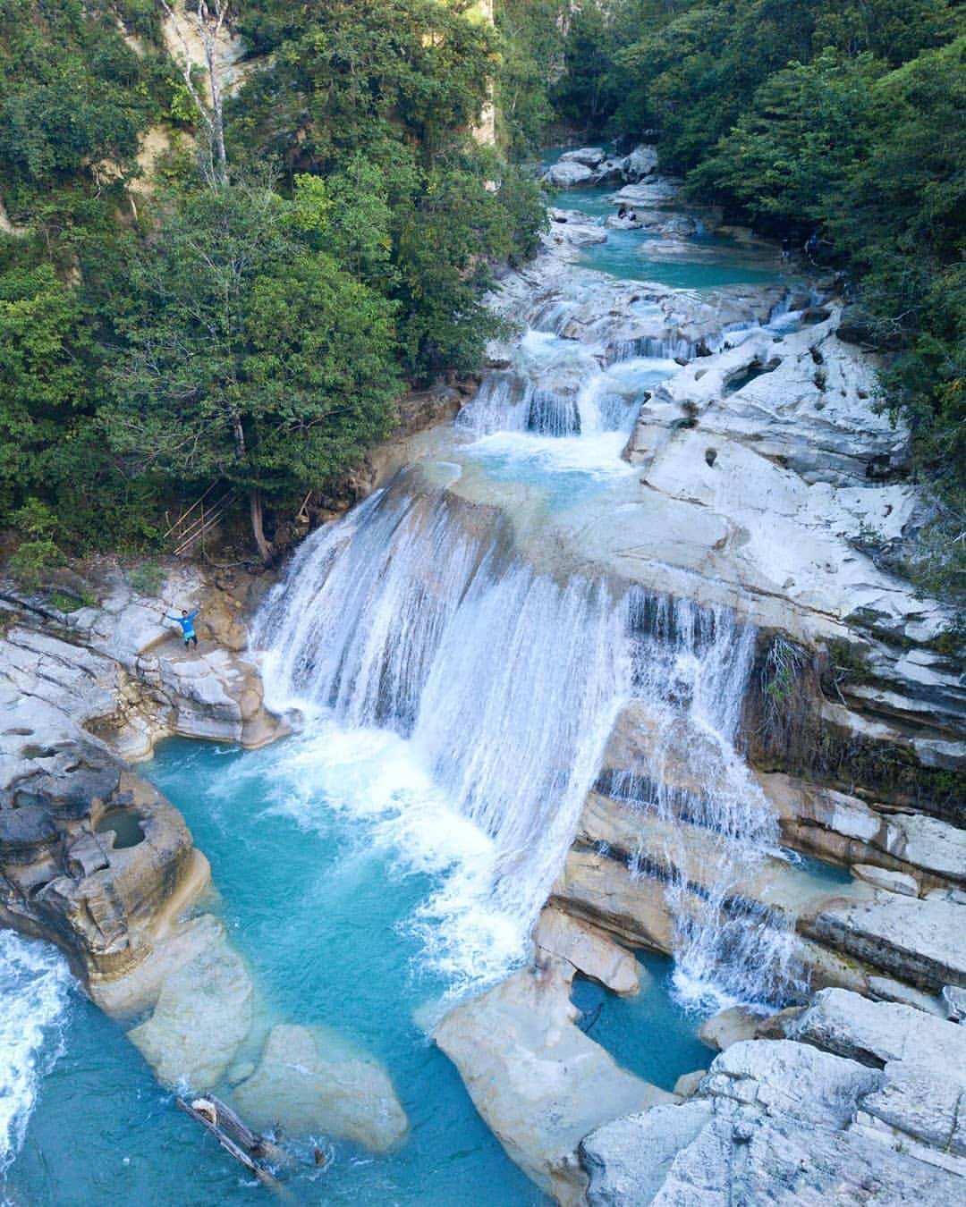 Keindahan Tanggedu Waterfall Sumba Timur Image From @hendisyahputra