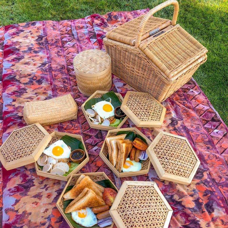 Menu Paket Makan Di Camping Alam Caldera Image From @nuradasr