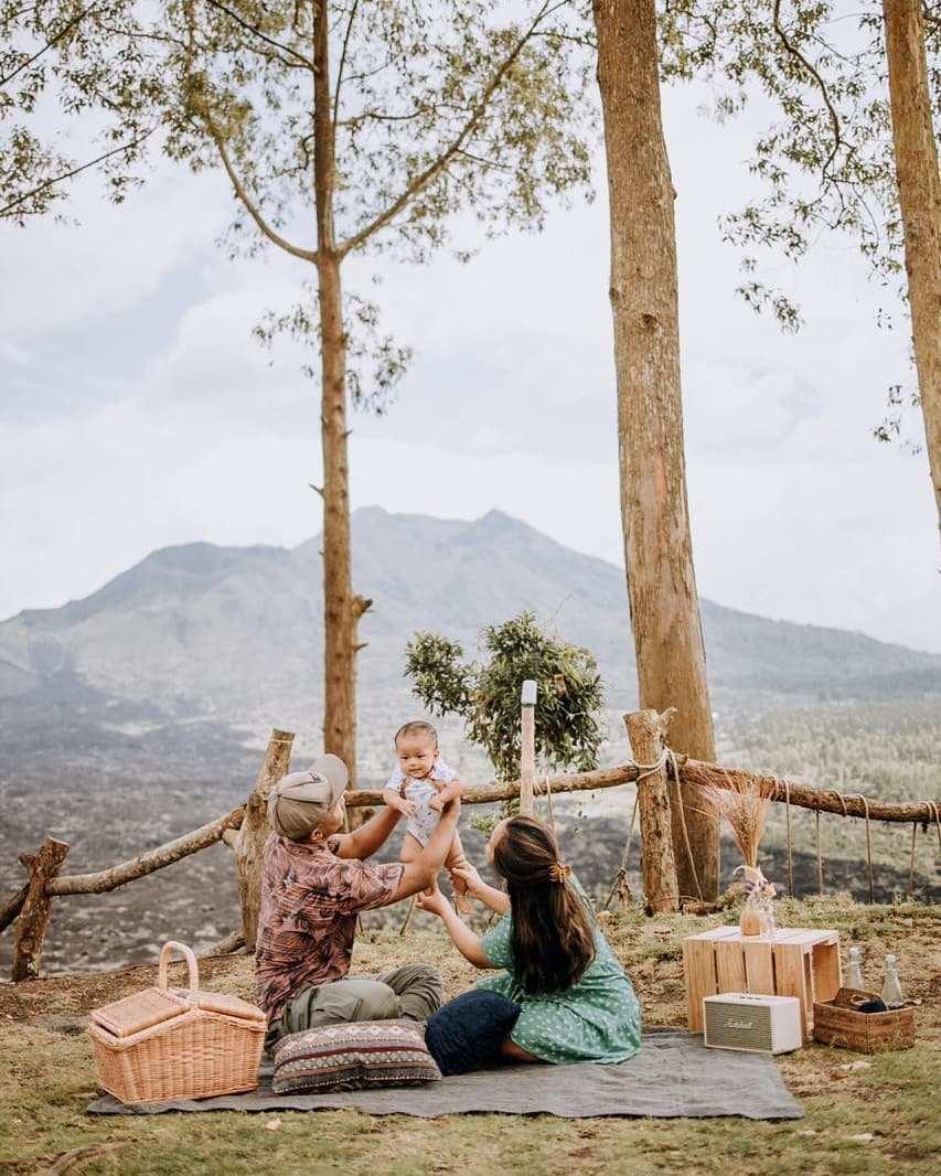 Wisata Keluarga Di Alam Caldera Camping Image From @swastawanikomang