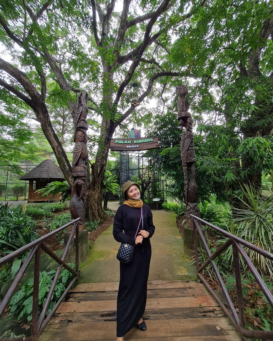 Hijaunya Pemandangan Di Faunaland Ancol Image From @qurniyaniia