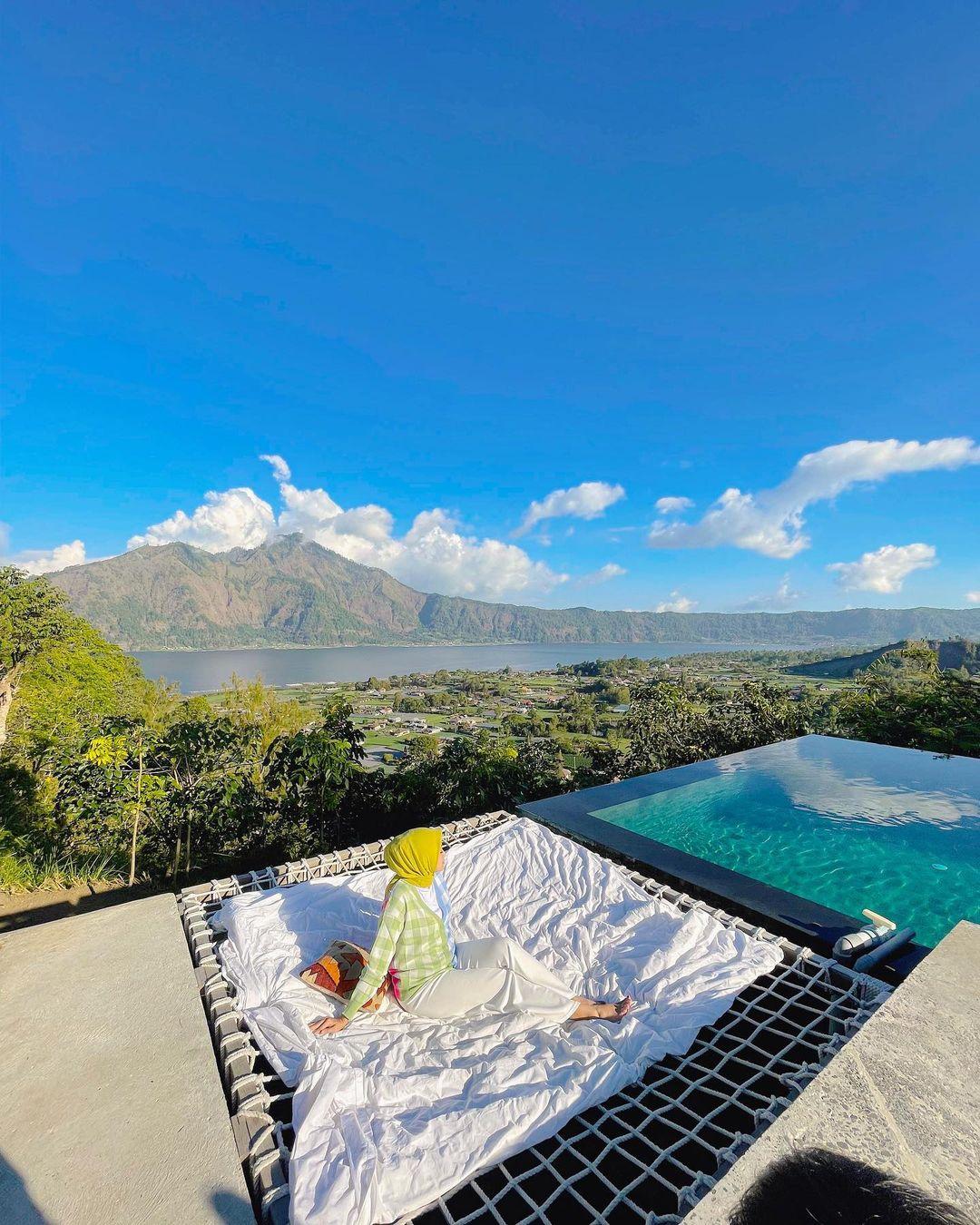 Kolam Renang Sunrise Hill Camp Bali Image From @inkanaswal