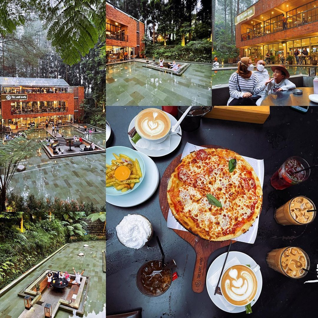 Makanan Di The Lake House Bogor Image From @henyluvme