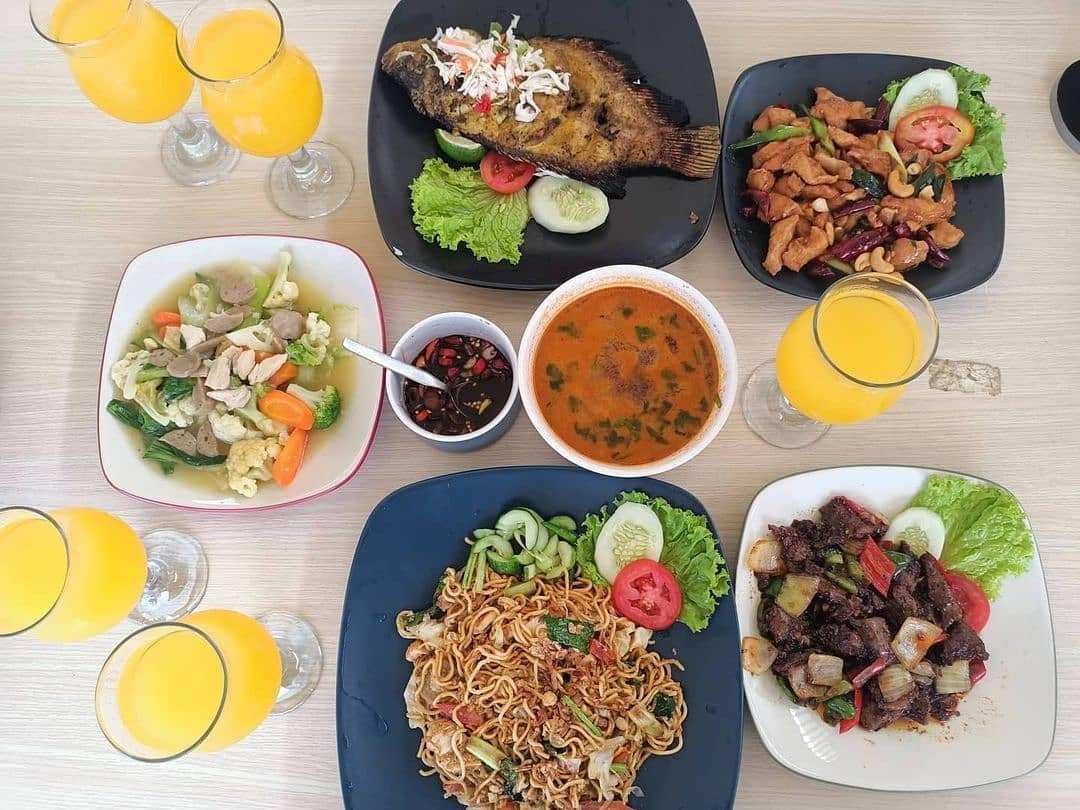 Menu Makanan Di Nyiur Resto Ancol Image From @nyiurresto